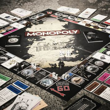 Game of Thrones Monopoly | Firebox.com - Shop for the Unusual