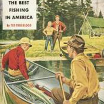 FIELD & STREAM: June 1959