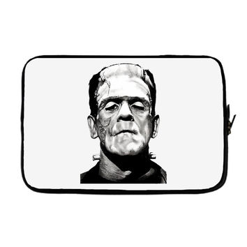 frankenstein Laptop cover