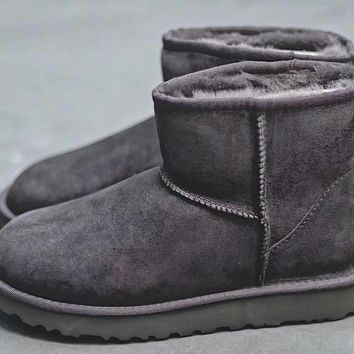 Men's UGG warm cotton shoes men's shoes _1686248855-102