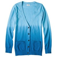 Mossimo Supply Co. Juniors Ombre Boyfriend Cardigan - Assorted Colors