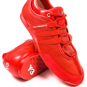 Y-3 Boxing Power Red/Power Red/Silver Sneaker