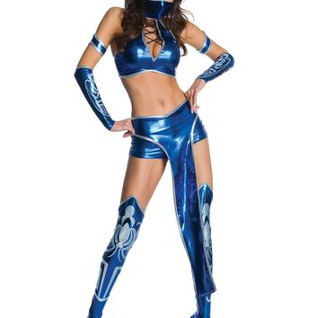 Mortal Kombat - Kitana Costume :: VampireFreaks Store :: Gothic Clothing, Cyber-goth, punk, metal, alternative, rave, freak fashions