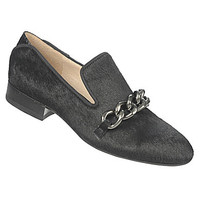 Sam Edelman Kollins Smoking Slippers - Black