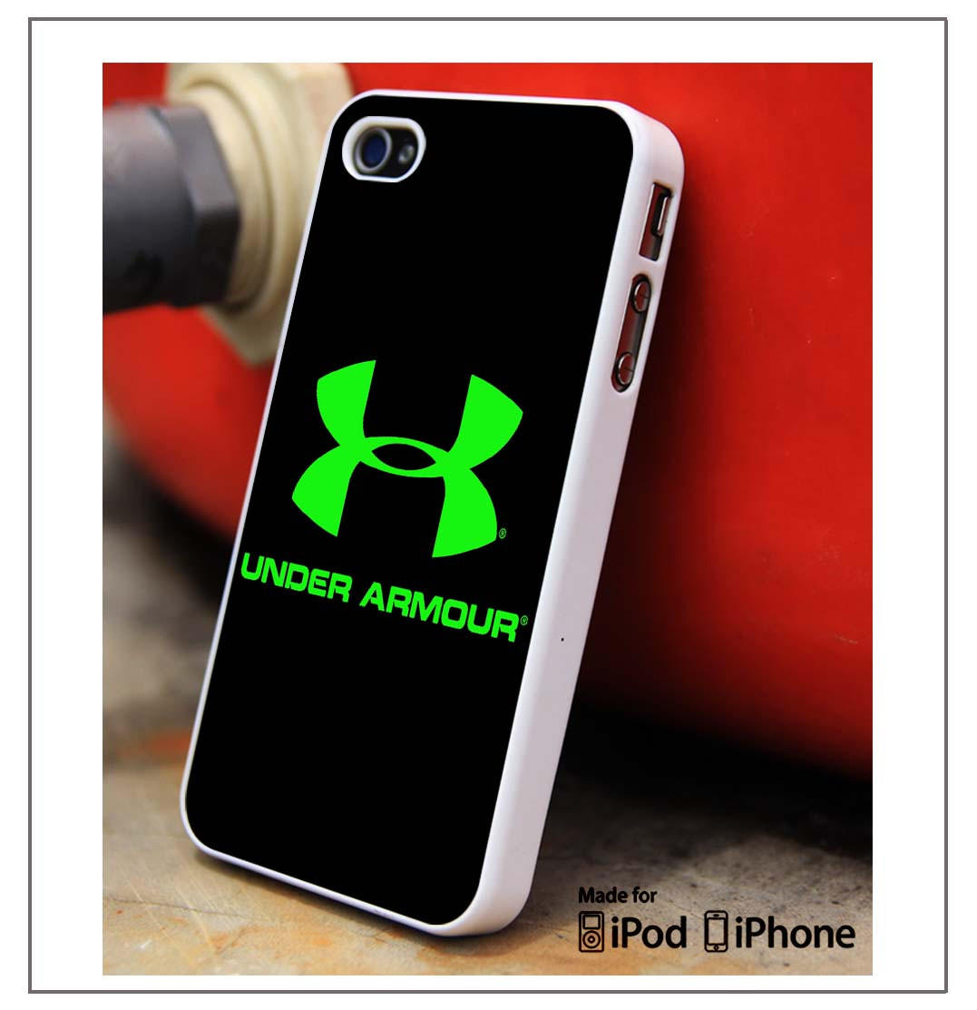Under Armour Green Light iPhone 4s iPhone from icasesstore.com