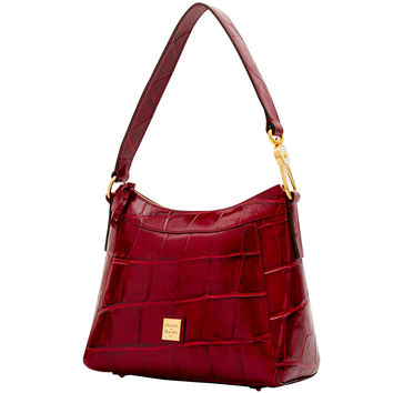 Dooney & Bourke Pembrook Large Cassidy Hobo Shoulder Bag