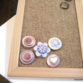 Purple and Pink Button Tacks, Thumbtacks, Push Pins for Bulletin Board, Tack Board, Cork Board, Pin Board on Etsy, Office, Kitchen, Dorm