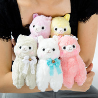 Girly Alpacasso Plushies (Standard)