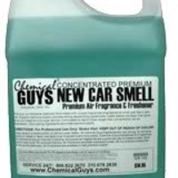 Chemical Guys AIR_101 New Car Smell Premium Air Freshener and Odor Eliminator (1 Gal)