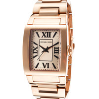 Michael Kors Rose Goldtone Stainless Steel Denali Bracelet Watch | zulily