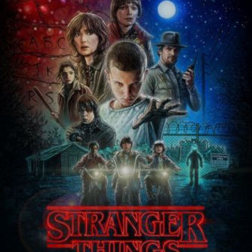 Stranger Things Mini Poster 11x17