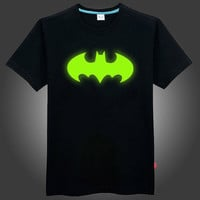 Fashion T-shirts-Luminous Couple