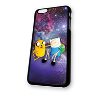 Jake and Finn Nebula Adventure Time iPhone 6 case