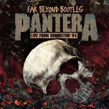 Far Beyond Bootleg- Live From Donington '94 - Pantera, LP
