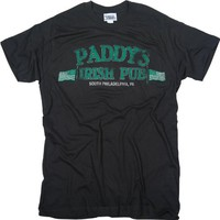 It's Always Sunny In Philadelphia, Paddy's Pub Vintage Fitted T-Shirt