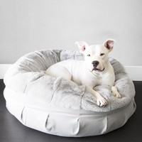 Ruby Puff® Orthopedic Luxury Dog Bed