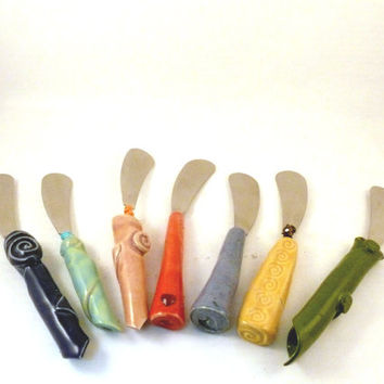 Butter spreader - Small butter or cheese knife - kitchen accessory IN STOCK