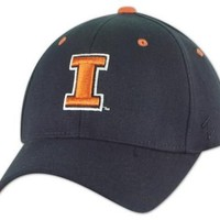 Mens Illinois Fighting Illini DH Logo