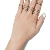 Atash Ring Set