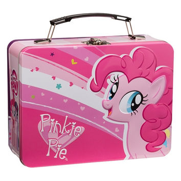 My Little Pony Pinkie Pie and Twilight Sparkle Large Tin Tote