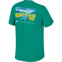 Guy Harvey Men's On The Hunt CCA Graphic T-shirt