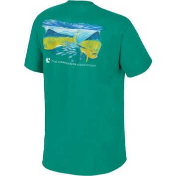Guy Harvey Men's On The Hunt CCA Graphic T-shirt | Academy