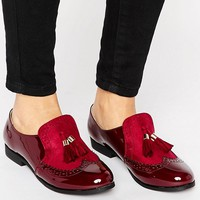 Truffle Collection High Cut Loafer at asos.com
