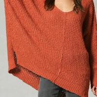 Over The Top Knit Sweater