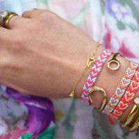 Jewelry Trend: Mixing it Up With Gold, Silver & Color!