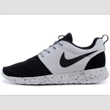 Nike roshe run couple light sports leisure net surface breathable Olympic running shoe