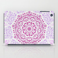 A Glittering Colorful Mandala 2 iPad Case by Octavia Soldani | Society6