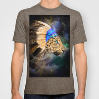 Fight For What You Love (Chief of Dreams: Leopard) T-shirt by soaring anchor designs ⚓ | Society6