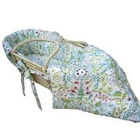 Castle Katie Moses Basket (Bedding Only)