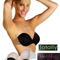 Totally Backless and Strapless Bra