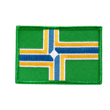 Portland Flag Patch