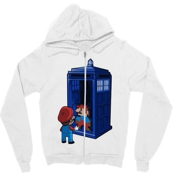 back to his roots Zipper Hoodie