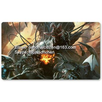 ONETOW Many Playmat Choices -New Phyrexia Fat Pack- MTG Board Game Mat Table Mat for Magical Mouse Mat the Gathering 60 x 35CM