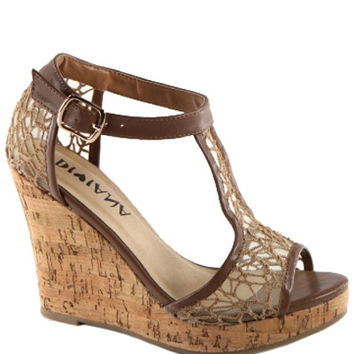 Tangled Wedges