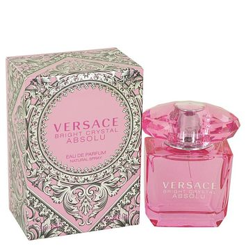 Bright Crystal Absolu by Versace