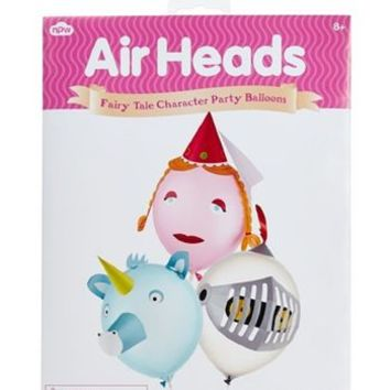 Air Heads Fairytale Balloons
