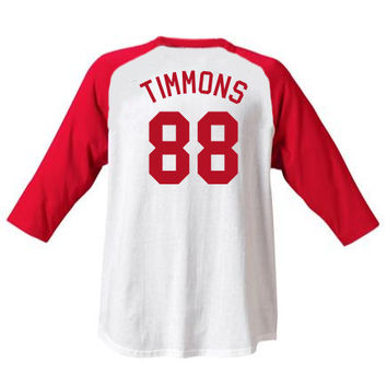 "Tommy ""Repeat"" Timmons Sandlot Jersey T-Shirt Baseball Movie Costume 90's Sand Lot #88 New"