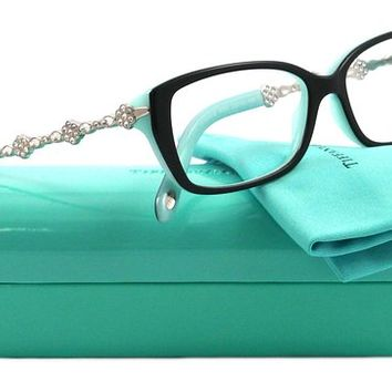 Tiffany Eyeglasses TIF 2050B BLUE 8055 TIF2050B