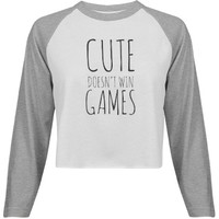 Cute doesn't win games: Creations Clothing Art