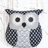 Chester Owl Cushion - Urban Outfitters