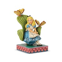 Disney Traditions Alice in Wonderland Curiouser Jim Shore Figurine New with Box