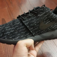 Pirate Black Yeezy 350 Boost Nike Roshe Run One