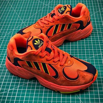 Adidas Originals Yung 1 Yung-1 Orange Yeezy 700 Wave Runner B37 cb4d2debd8c3