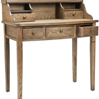 Landon Writing Desk Oak