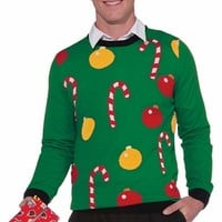 'Tis the Season Ugly Christmas Sweater | Oya Costumes