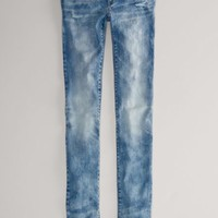 AEO 's Skinny Jean (Light Destroy Wash)
